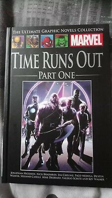 Marvel Graphic Novel Collection:Time Runs Out Part One Issue 103