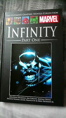 Marvel Graphic Novel Collection:Infinity Part One Issue 92
