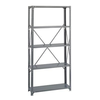 """Safco Heavy-Duty Commercial Steel Shelving 12"""" Deep"""
