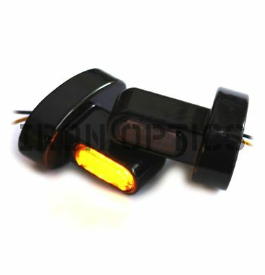 IOMP LED Blinker MINI für Fender-Struts HD Sportster Forty-Eight 48 Bj.2018