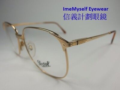 ImeMyself Eyewear Persol AIER vintage frame eyeglasses springs hinges spectacles