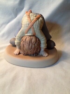 """Memories of Yesterday, """"I'm Not As Backward As I Looks""""' 523240, Figurine"""