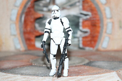Clone Trooper Star Wars Revenge Of The Sith Collection 2005