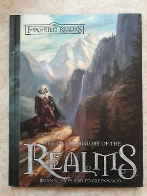 The Grand History of the Realms (Forgotten Realms) Hardcover