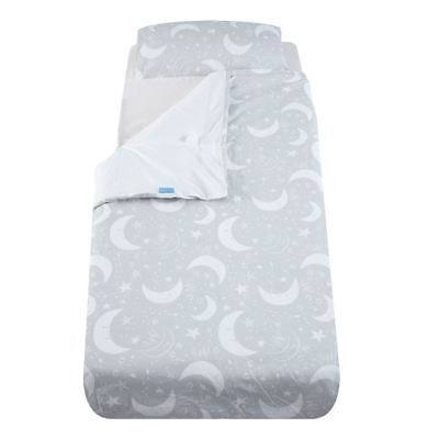 Many Moons Gro to Bed Children's Bedding Sheets by The Gro Company, Cot-Bed Set