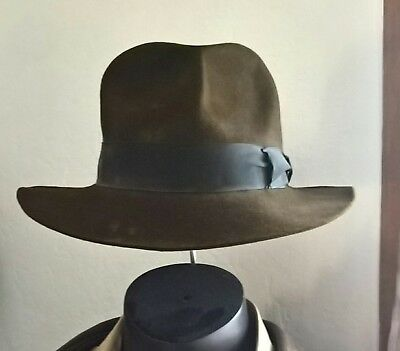Indiana Jones Raiders hat by steele&jones new !
