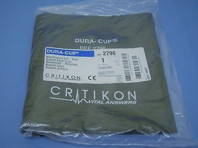 Critikon DURA-CUF 2796, Thigh, BP Cuff, new