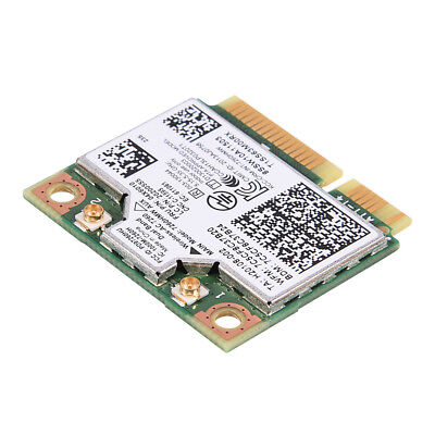2.4/ 5GHz WiFi + Bluetooth 4.0 Mini PCI-E WLAN-Karte für Lenovo intel 7260HMW/AC
