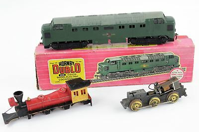 3 x Vintage OO Guage Hornby & Triang LOCOS Inc. Boxed
