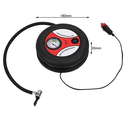 compresseur d'air mini voiture inflation pompe conception des pneus 12v EH