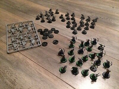 lord of the rings games workshop Spares