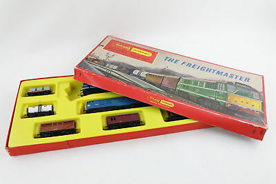 Vintage TRIANG / HORNBY The Freightmaster Electric Train Set OO Guage Boxed