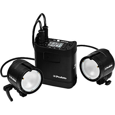Profoto B2 250 Air TTL Location Kit with 2 B2 Heads and Accessories
