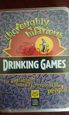 Crazy Coyote Game - Thoroughly Hilarious Drinking Games