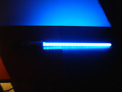 Star Wars Ultimate FX Lightsaber Lichtschwert Anakin Skywalker Laserschwert 2010