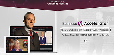 London Real Business Accelerator - Brian Rose - All 8 Week Video Modules $2997