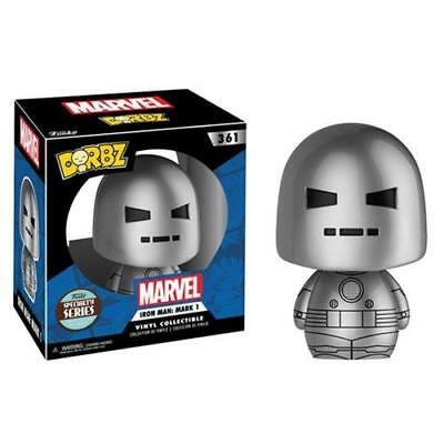 Funko Pop Iron Man Mark 01 Specialty Series Dorbz