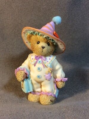 "Cherished Teddies  Figurine "" You've Put A Spell On My Heart "" Cora #113511  New"