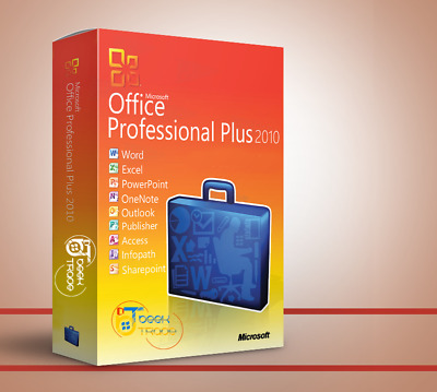 Microsoft Office 2010 Professional Plus MS Office PRO product key per email