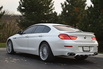 2017 BMW 6-Series  2017 BMW B6 650i xDrive GRAND COUPE  CLEAN NO RESERVE!!! s6 m5 e63 c63 a6 s6