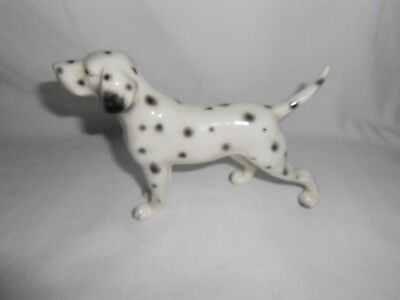 Vintage STUNNING Dalmatian DOG FIGURINE JAPAN by Ucagco PERFECT