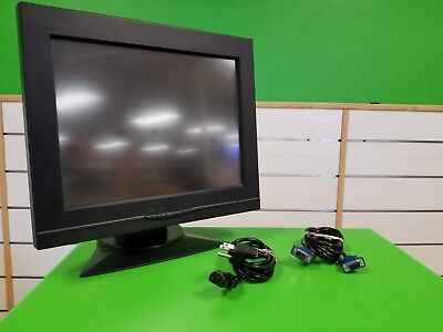 """ELO ET1524L 15"""" Touch Screen Display Monitor"""