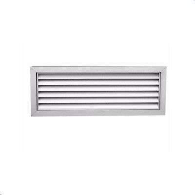 Aluminium Ventilation Air Door Grille Model: DG  FACE:600x400 Neck:600x400