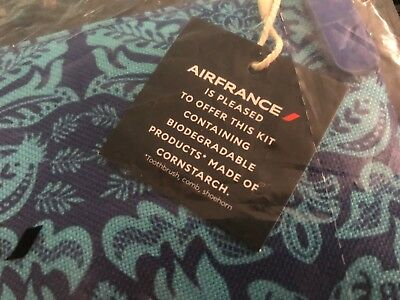 Air France 2017 Business Class Amenities Kit NEW, SEALED