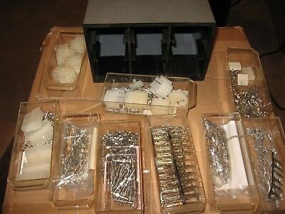 Lot Of Williams,stern,bally Pinball Video Game Connector Assembly Kit Parts