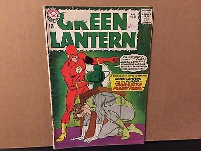 Green Lantern 20 DC Comics Silver Age Combine Shipping Flash