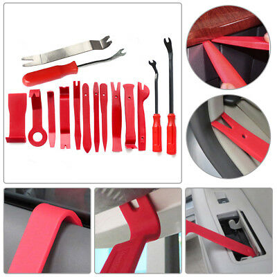 15xAuto Car Inner Panel Dashboard Audio CD Control Area Removal Disassembly Tool