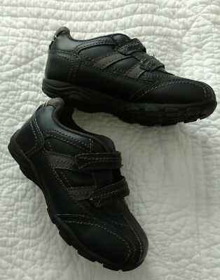 Boys Dress Shoes By Shoe Dept Size 10 Toddlers Black and Gray