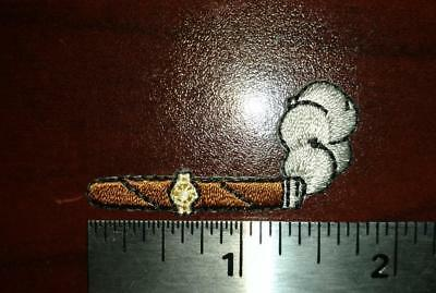 Cigar Patch *NEW and RARE*