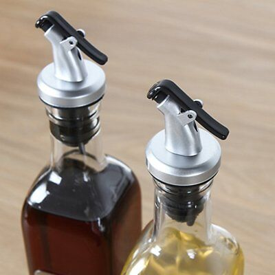 500ml Glass Olive Oil Bottle  Oil & Vinegar Cruet Carafe Decanter for Kitchen AL