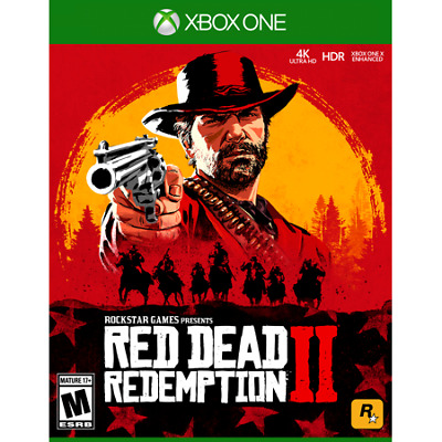 RED DEAD REDEMPTION 2 Xbox One Brand New Sealed - $69 00 | PicClick AU