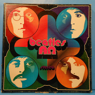 The Beatles Alpha Omega Box Set Vol 1 4X Lp 1972 Bootleg Great Condition! Vg++!!