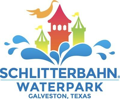 SCHLITTERBAHN GALVESTON SEASON PASS or TICKETS SAVINGS A PROMO TOOL DISCOUNT