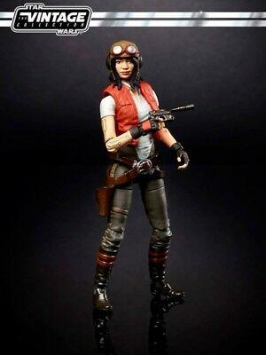 Star Wars The Vintage Collection Doctor Aphra 3 3/4-Inch Action Figure *In Stock