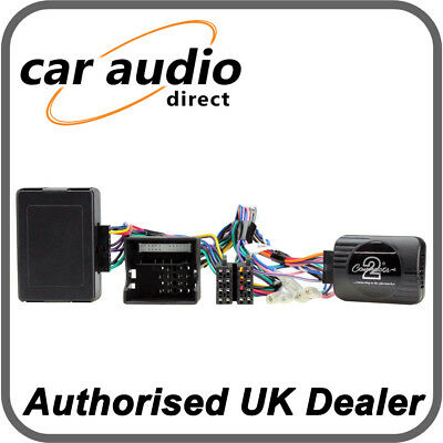 Connects2 CTSAD005.2 Audi CAN-Bus Steering Control Adaptor