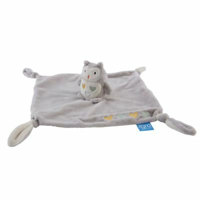 Ollie the Owl Grofriends Comforter by The Gro Company - Plush Soft Blanket Toy
