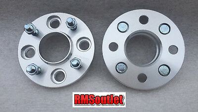 Ford Fiesta ST150 ST180 ST200 4x108 15mm per side Hubcentric wheel spacers