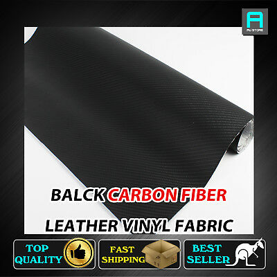 Leather Vinyl Fabric Carbon Fiber Cloth Marine Car Craft Patchwork Upholstery