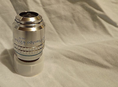 Nikon BD PlanApo 40/0.80  -  210mm Microscope Objective Plan Apo  M26 Thread 40X