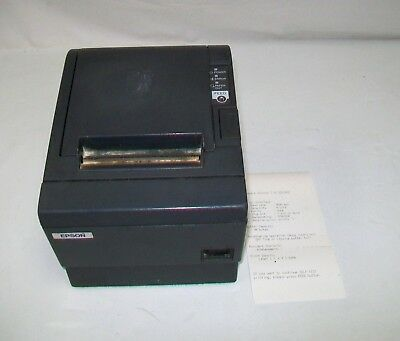 Epson TM-T88III Point of Sale Thermal Printer Model M129C