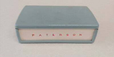 Vintage Paterson Illuminated Pocket Slide Viewer