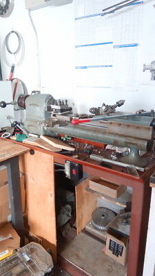 Hardinge Cataract metal lathe