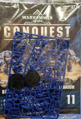 Warhammer Conquest Collection Issue No 11.
