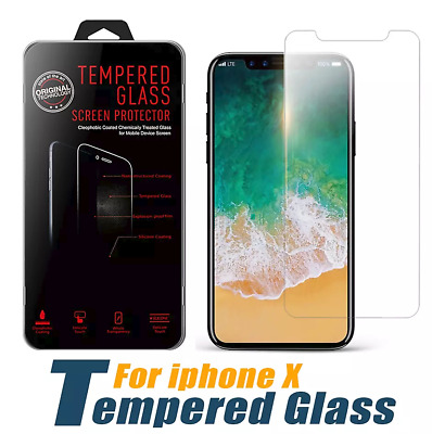 Tempered Glass Screen Protector Glass for iPhone 8 || 0.33mm || 2.5D || 9H || UK