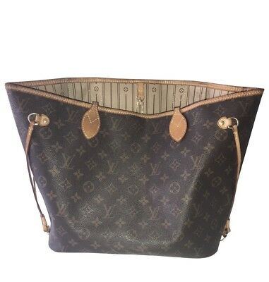 SAC LOUIS VUITTON Neverfull Monogram MM - EUR 350,00   PicClick FR 2549e80164c