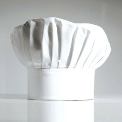 Chefs Hats Kitchen Professional Restaurant Hotel Chef Catering Head Cover Caps
